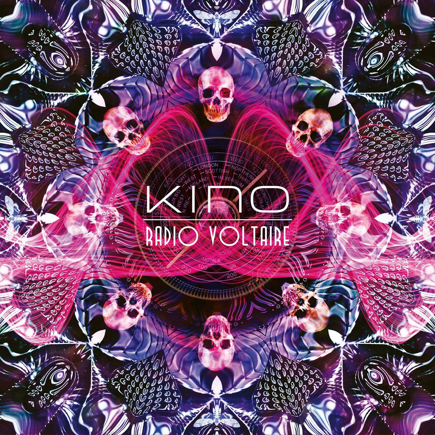 """Featured image for """"Kino - Radio Voltaire (CD Digipack)"""""""