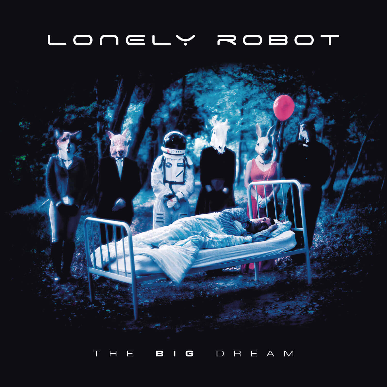 """Featured image for """"The Big Dream (Digipack CD)"""""""